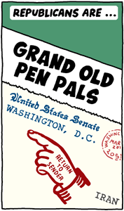 Grand Old Pen Pals