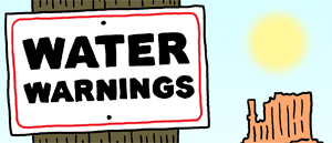 Water Warnings