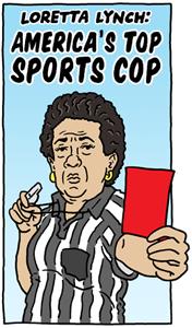 America's Top Sports Cop