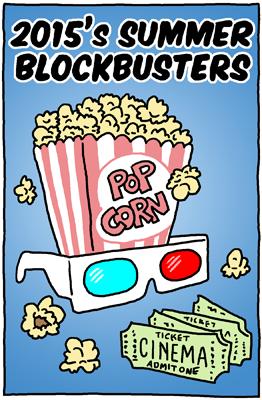 2015's Summer Blockbusters