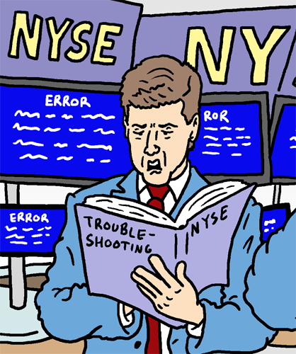 Troubleshooting Wall Street
