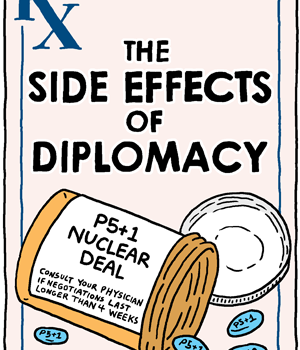The Side Effects of Diplomacy