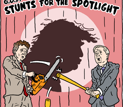 Stunts for the Spotlight