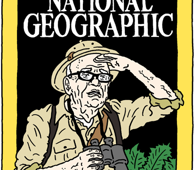 Rupert Murdoch's National Geographic