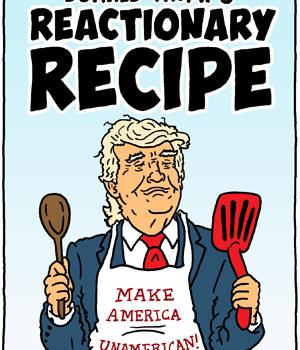 Reactionary Recipe
