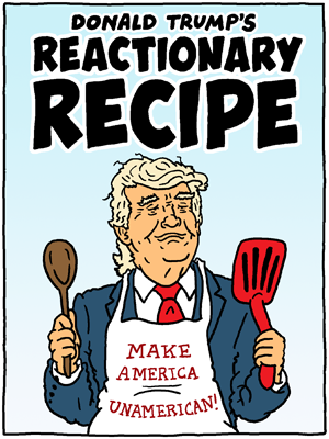 Reactionary Recipe
