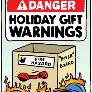 Holiday Gift Warnings