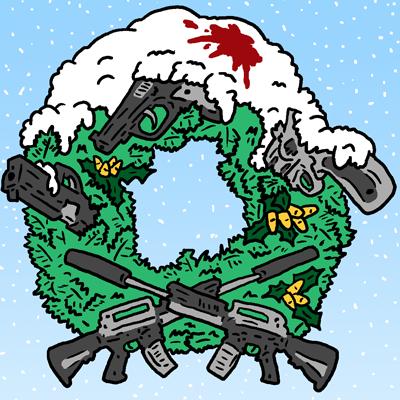 A Gun Culture Christmas