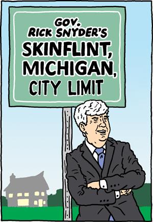 Skinflint, Michigan