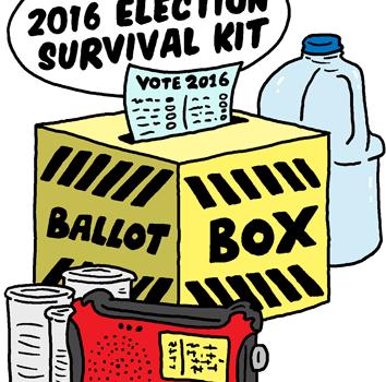 2016 Election Survival Kit