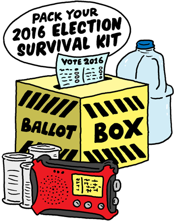 2016 Election Survival Kit