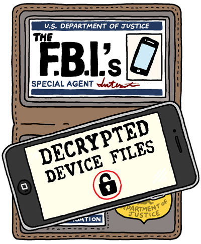 Decrypted Device Files