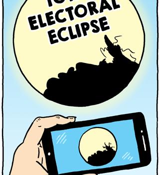 Total Electoral Eclipse