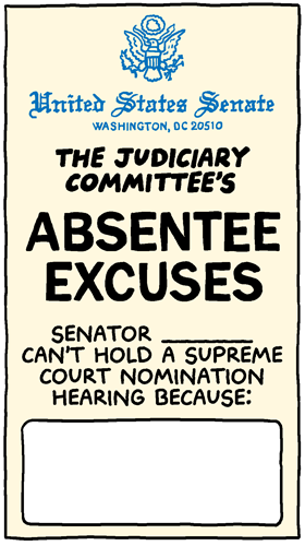 Absentee Excuses