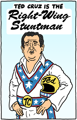 Right-Wing Stuntman