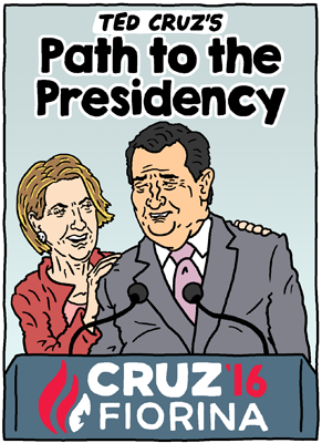 Ted Cruz's Path to the Presidency