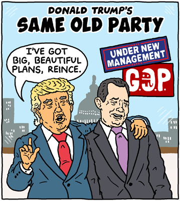 Same Old Party