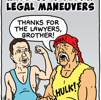 Million-Dollar Legal Maneuvers