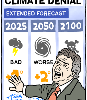 The Future of Climate Denial