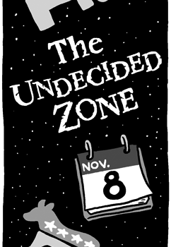 The Undecided Zone