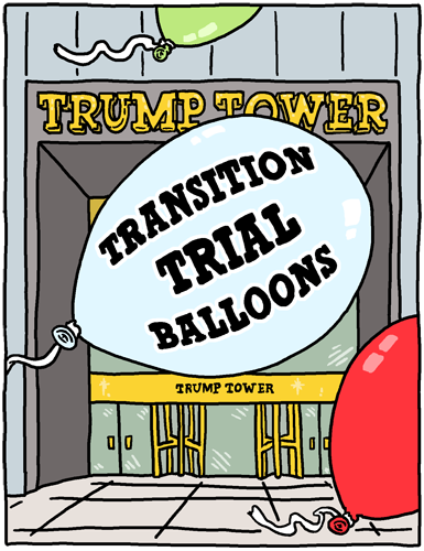 Transition Trial Balloons