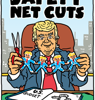 Republicans' Safety Net Cuts