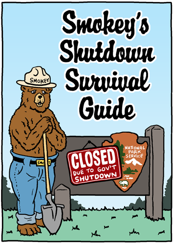Smokey's Shutdown Survival Guide
